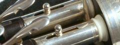 Uilleann Pipes, Regulator m. Tuning Slide: Vorschaubild