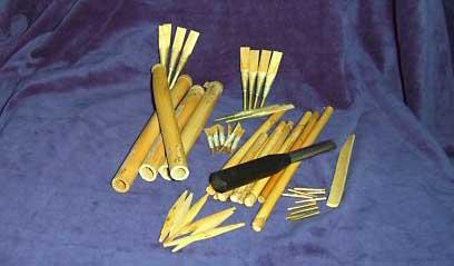 Reeds (Rohrblätter)